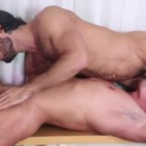 NRI Indian gay brothers