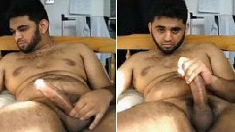 Desi Indian Gay sportsman
