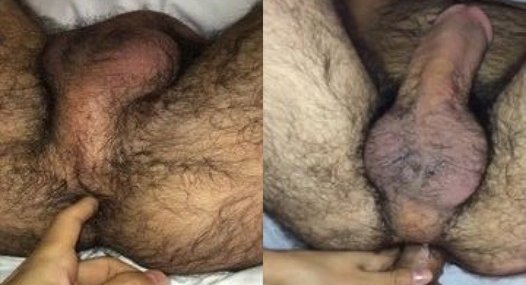 Hairy Indian gay buddies drill ass