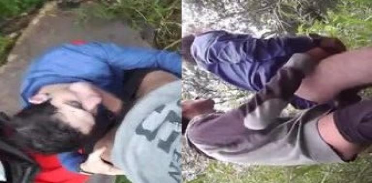 Kashmiri gay real brothers enjoy gay hardcore Chudai