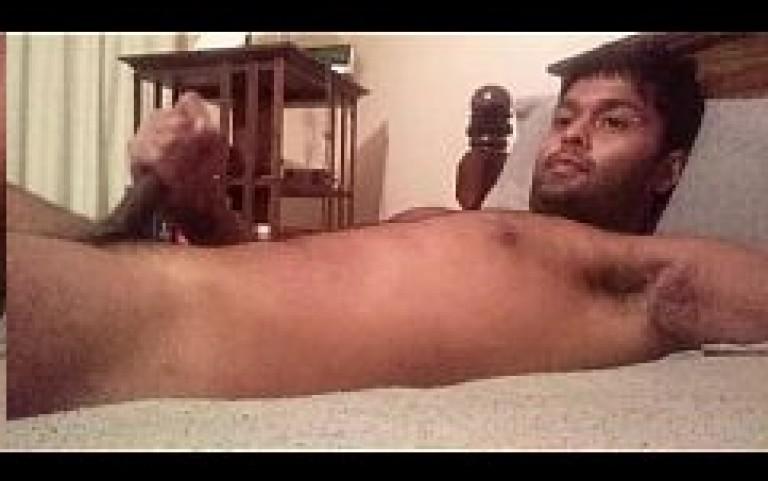 Noida TCS desi gay worker do masturbation at skype