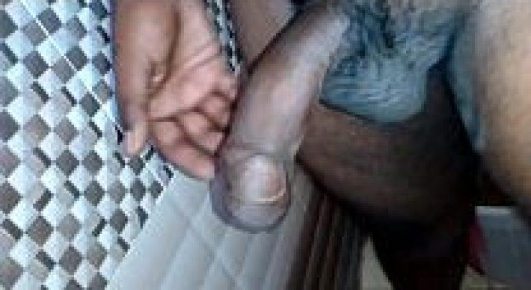 Big dick Tamil desi gay boy masturbating for making fun