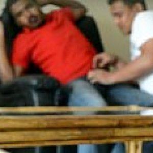 Bangali Indian gay and Bangladeshi dude MMS porn video