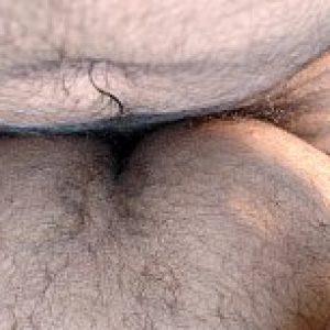 Hairy desi mature Indian gay man lund butt fuck in garden