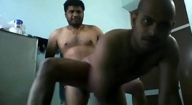 Telugu Indian gay Baap Beta lund gaand chudai at home