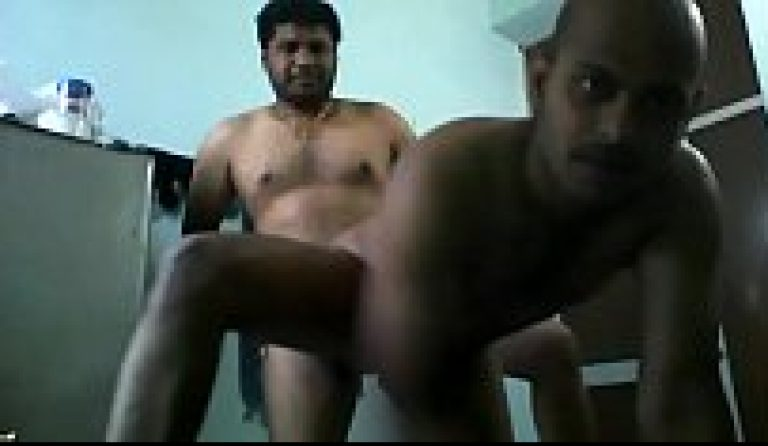 Indian gay guys fuck hard on webcam in office cabin