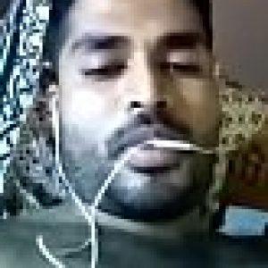 Indian gay jerk off when Punjabi guy alone at home