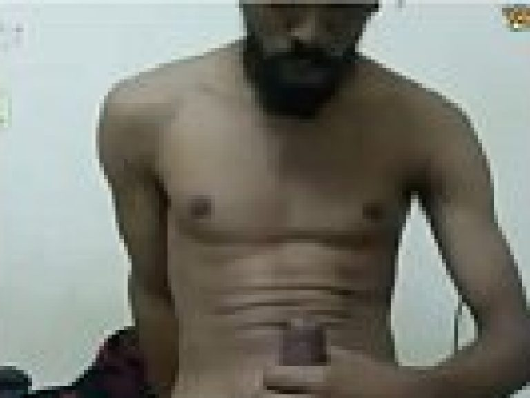 Hindi Indian gay sex video of desi Delhi dude masturbate big cock