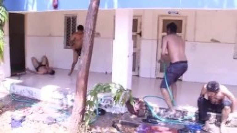 Agra hostel Indian gay nude guys group gandu masti in Holi