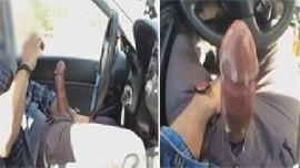 Indian gay car driver