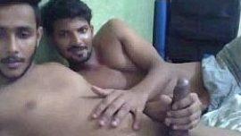 Punjabi Indian desi gay cousin brothers full gandu sex masti