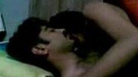 Punjabi gay brothers smooches and kissing very hot at home