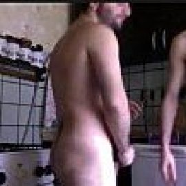 Hairy Indian and Arab gay dudes celebrate hardcore fuck eagerly